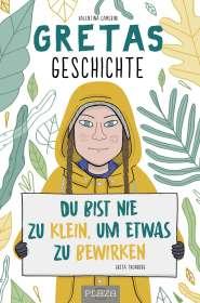 Valentina Camerini: Gretas Geschichte, Buch