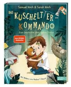Samuel Koch: Das Kuscheltier-Kommando, Buch