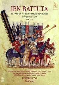 Jordi Savall - Ibn Battuta, SACD