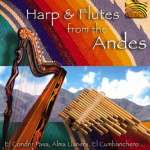 Peru - Harp & Flutes From The Andes, CD