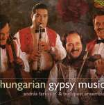 Ungarn - Andras Farkas: Hungarian Gypsy Music, CD
