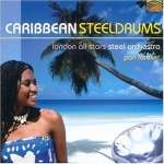 London All Stars Steel Orchestra: Caribbean Steeldrums, CD