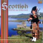 Waltham Forest Pipe Ba.: Scottish Pipes & Drums, CD