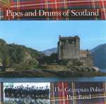 Grampian Police Pipe Band: Pipes And Drums Of Scotland, CD