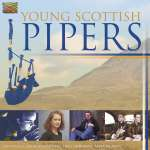 Young Scottish Pipers, CD