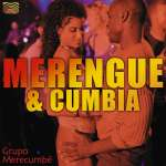 Grupo Merecumbe: Merengue & Cumbia, CD
