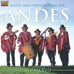 Alpamayo: Flutes And Panpipes From The Andes, CD