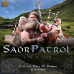 Saor Patrol: The Stomp-Scottish Pipes And Drums Untamed, CD