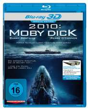2010: Moby Dick (3D Blu-ray), Blu-ray Disc