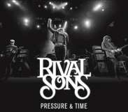 Rival Sons: Pressure & Time (Limited Edition CD + DVD), CD