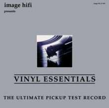 Image HiFi Test Record - Vinyl Essentials (180g) (Limited Edition), LP