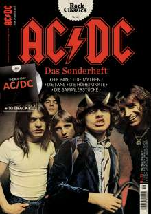 Zeitschriften: ROCK CLASSICS - Sonderheft 19: AC/DC, Zeitschrift