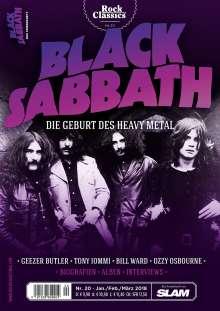 Zeitschriften: ROCK CLASSICS - Sonderheft 20: BLACK SABBATH, Zeitschrift