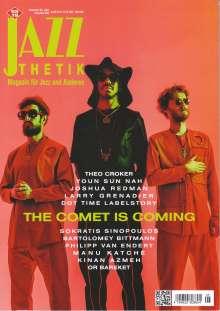 Zeitschriften: Jazzthetik - Magazin für Jazz und Anderes Mai/Juni 2019, Zeitschrift