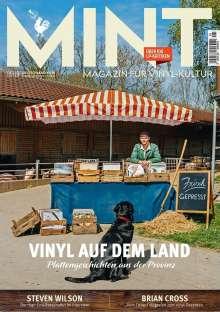 Zeitschriften: MINT - Magazin für Vinyl-Kultur No. 28, Zeitschrift