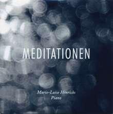 Marie-Luise Hinrichs - Meditationen, CD