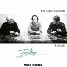 The Kasper Collusion: Losing It (signiert), LP
