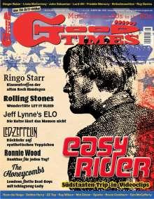 Zeitschriften: GoodTimes - Music from the 60s to the 80s Dezember 2019/Januar 2020, Zeitschrift