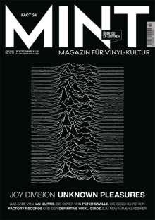 Zeitschriften: MINT - Magazin für Vinyl-Kultur No. 34, Zeitschrift
