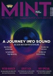 Zeitschriften: MINT - Magazin für Vinyl-Kultur No. 35, Zeitschrift