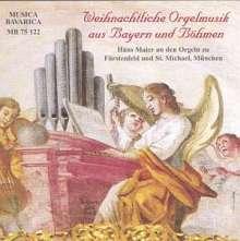 Weihnachtliche Orgelmusik aus Bayern und Böhmen, CD