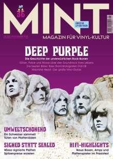 Zeitschriften: MINT - Magazin für Vinyl-Kultur No. 36, Zeitschrift