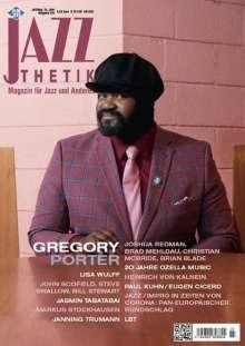 Zeitschriften: Jazzthetik - Magazin für Jazz und Anderes Juli/August 2020, Zeitschrift