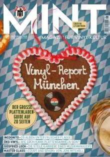 Zeitschriften: MINT - Magazin für Vinyl-Kultur No. 38, Zeitschrift