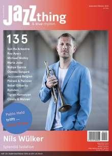 Zeitschriften: JAZZthing - Magazin für Jazz (135) September - Oktober 2020, Zeitschrift