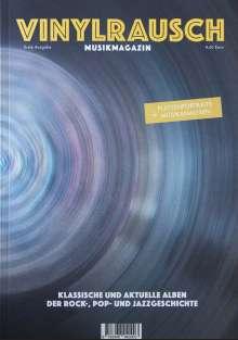 Zeitschriften: VINYLRAUSCH MUSIKMAGAZIN (Erste Ausgabe), Zeitschrift