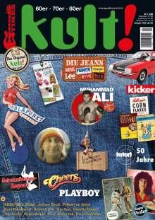 Zeitschriften: kult! 23 (by GoodTimes) 60er ° 70er ° 80er, Zeitschrift