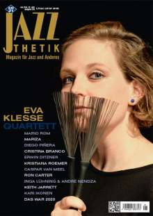 Zeitschriften: Jazzthetik - Magazin für Jazz und Anderes Januar/Februar 2021, Zeitschrift
