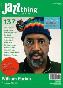 Zeitschriften: JAZZthing - Magazin für Jazz (137) Februar - März 2021, Zeitschrift