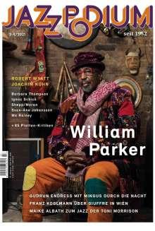 Zeitschriften: JazzPodium 03/2021, Zeitschrift