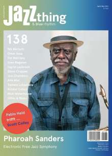 Zeitschriften: JAZZthing - Magazin für Jazz (138) April - Mai 2021, Zeitschrift