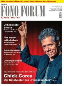 Zeitschriften: FonoForum Mai 2021, Zeitschrift