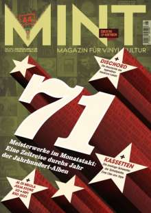 Zeitschriften: MINT - Magazin für Vinyl-Kultur No. 44, Zeitschrift