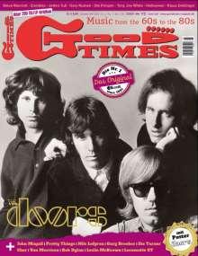 Zeitschriften: GoodTimes - Music from the 60s to the 80s Juni/Juli 2021, Zeitschrift