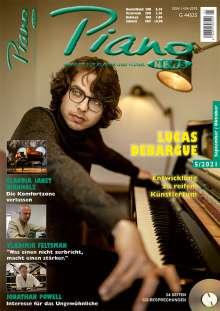 Zeitschriften: PIANONews - Magazin für Klavier & Flügel (Heft 5/2021), Zeitschrift