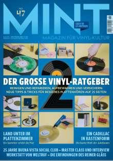 Zeitschriften: MINT - Magazin für Vinyl-Kultur No. 47, Zeitschrift
