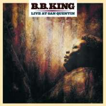 B.B. King: Live At St. Quentin, CD
