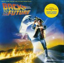 Filmmusik: Back To The Future, CD