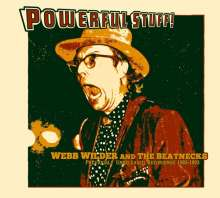 Webb Wilder: Powerful Stuff!, CD