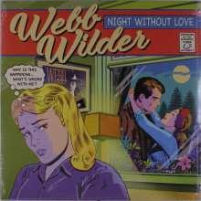 Webb Wilder: Night Without Love, LP