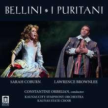 Vincenzo Bellini (1801-1835): I Puritani, 3 CDs