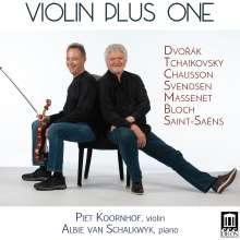 Piet Koornhof & Albie van Schalwyk - Violin Plus One, CD