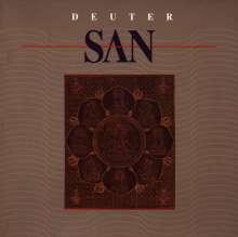 Deuter: San, CD