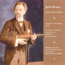 Jenö Hubay (1858-1937): Scenes de la Csarda für Violine & Orchester, 2 CDs