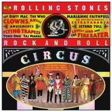 The Rolling Stones: The Rolling Stones Rock And Roll Circus (remastered) (180g) (Expanded-Edition), 3 LPs