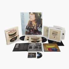 The Rolling Stones: Let It Bleed (50th Anniversary) (remastered) (180g) (Limited Numbered Deluxe Box Set), 5 LPs